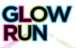 EO Coffman Middle School PE Glow Run @ EO Coffman Middle School